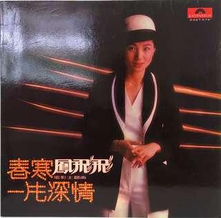 """Feng Fei Fei 鳳飛飛 12"""" LP"""