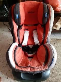 halfond Car Seat