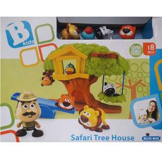 BKids - Safari Tree House - Playset