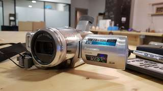 Panasonic NV-GS250 3CCD Video Camera
