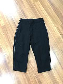 Trainning pants