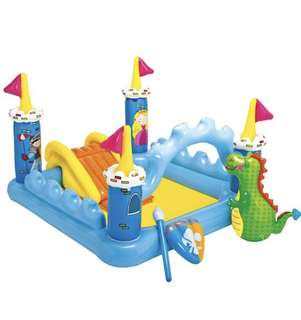 INTEX castle play center