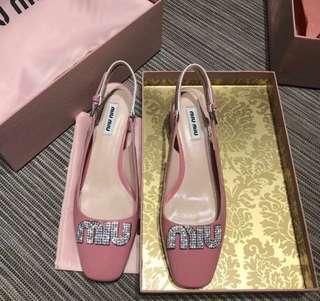 📌FOR PRE-ORDER!!! MIU MIU Shoes