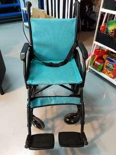 Super cheap lightweight aluminium wheelchair