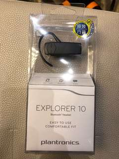 Plantronics Explorer 10 藍牙耳機 Apple Samsung iPhone 岩用