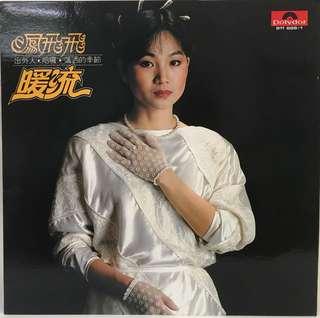"""Feng Fei Fei 鳳飛飛 12"""" LP Lyric sheet"""