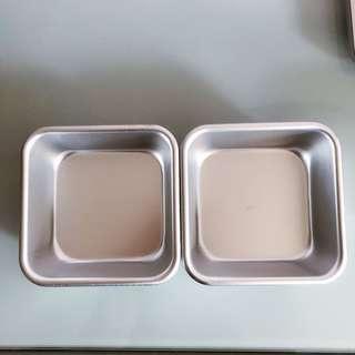 🚚 Square Baking Tray