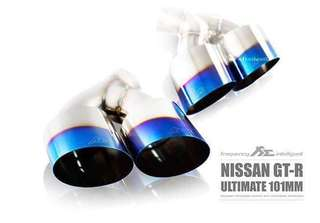 FIE NISSAN GTR R35 Valvetronic Exhaust System