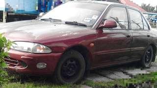 Proton Wira 2002