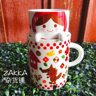 Little Red Riding Hood Cup