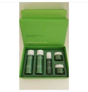 Nature republic ginseng royal silk trial kit
