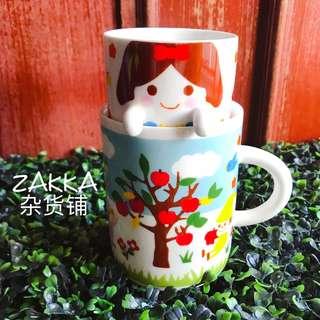 Cutie Snow White Seven Dwarf Cup