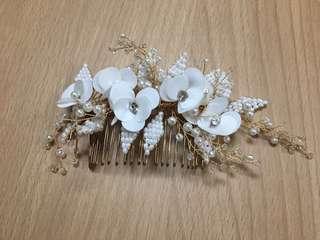 新娘頭飾 髮飾 《婚後物資》