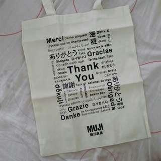 🚚 無印良品限量購物袋MyBag