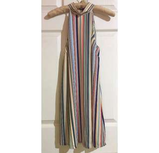 Decree Rainbow Dress