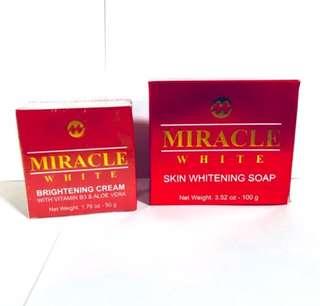 Miracle white set