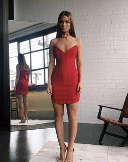Zachary the label Olympia dress