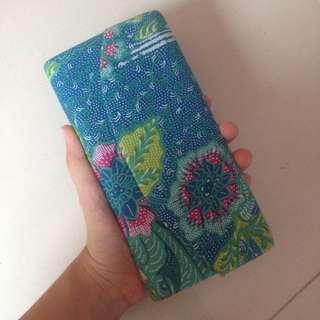 dompet batik simple