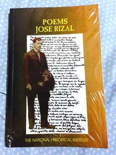 Poems of Jose Rizal