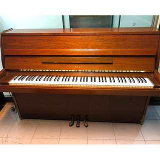 Used Yamaha piano