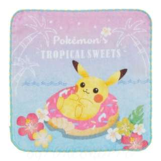 [PO] HAND TOWEL [TROPICAL SWEETS] - POKEMON CENTER EXCLUSIVE