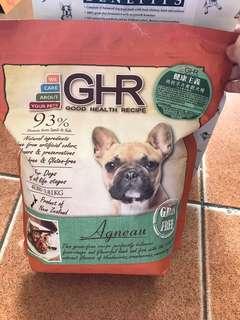 🚚 GHR健康主義 放牧羊肉無穀犬糧 1.81公斤全齡犬