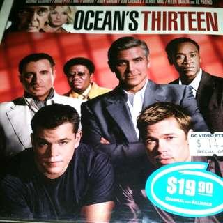 Vcd Ocean's Thirteen