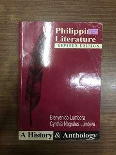 Philippine Literature Revised Edition
