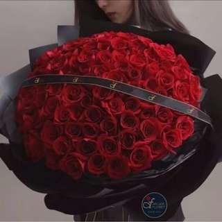 99 Love Bouquet