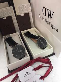 Original Daniel Wellington Couple