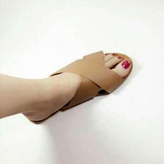 Korean flat sandal