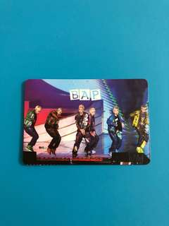 (包郵) BAP Yes卡 / Yes Card