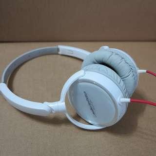 🚚 Audio-technica 鐵三角摺疊耳罩式耳機 ATHFC700(二手)