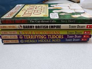 Preloved Horrible Histories