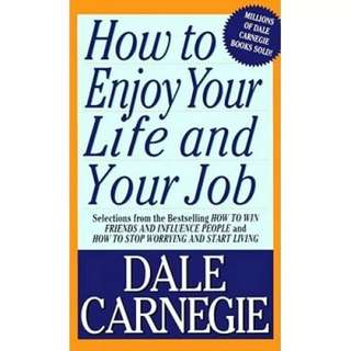 Buku Import How to Enjoy Your Life and Your Job Book