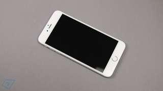 Iphone6plus 128銀