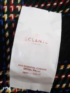 🚚 【現貨出清】韓國ECLANTE氣墊粉餅補充蕊*自然色*