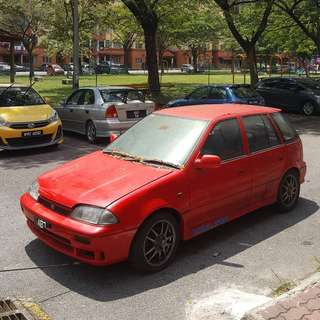 Suzuki Swift Cultus