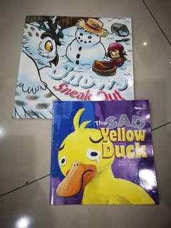 English story books for 4 and 5 yo kids