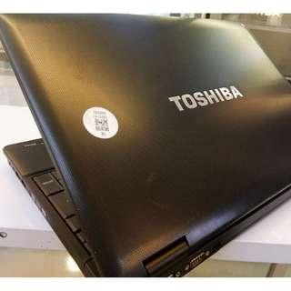 Toshiba intel core i5 1st gen