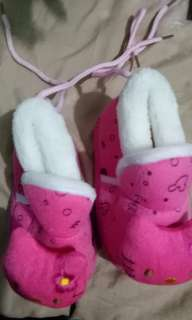 Hello Kitty Shoes for Baby