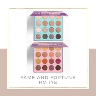 Colourpop Fame and Fortune Shadow Palette