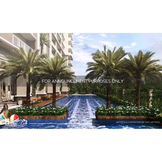 2BR UNIT FOR SALE AT FAIRLANE RESIDENCES IN PASIG NEAR CAPITOL COMMONS