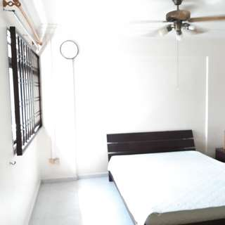 Master Bedroom at Bukit Batok