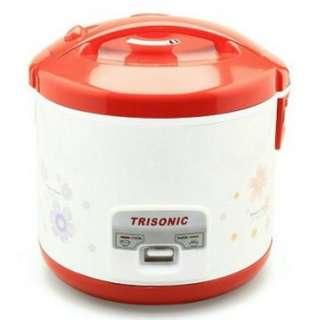 Rice Cooker Trisonik 1.8 Liter anti lengket paling bagus dan termurah