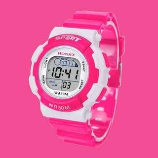 Jam tangan anak import new