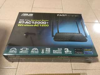 New Brand Asus Dual Band Router