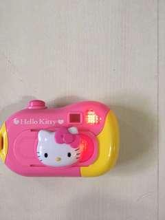 Hello Kitty Toy Camera