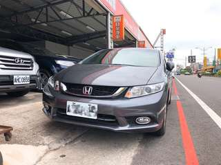 2015 Honda Civic 1.8 Vti-s