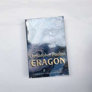 🦉 Eragon by Christopher Paolini